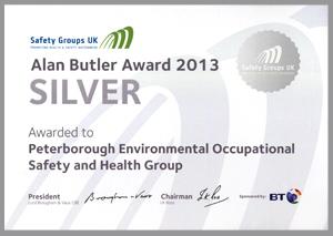 Alan-Butler-Silver-Award
